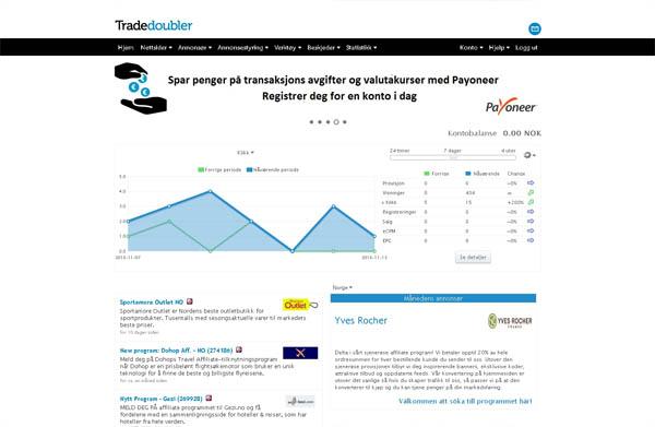 tradedoubler_screenshot